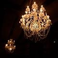 很漂亮的水晶燈