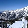 陽光+白雪+藍天 讓人心情好到不行