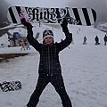 Akira整套滑雪都是自己買的喔