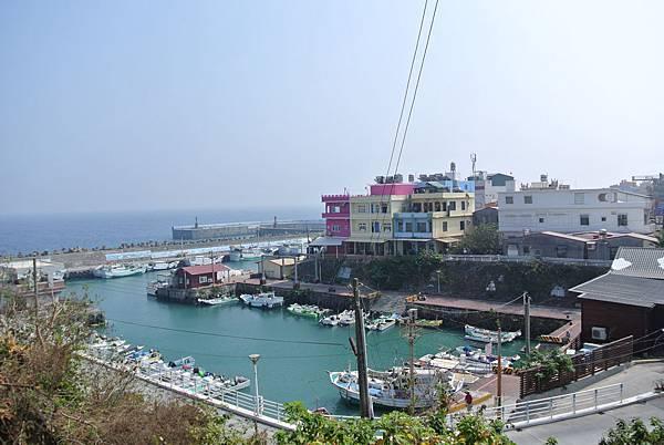 小琉球有義大利小漁村的fu。