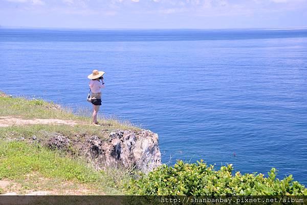 小琉球與海近距離.JPG