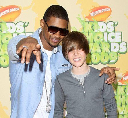 JB & Usher