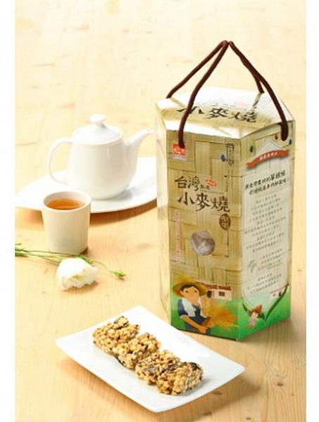 台灣小麥燒