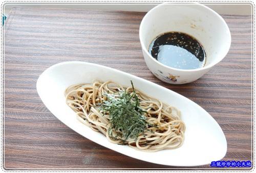 三風-蕎麥麵涼麵3