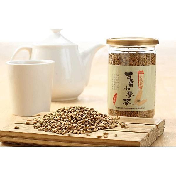 三風麵館小麥茶開箱介紹!簡單美味小麥茶自己泡!