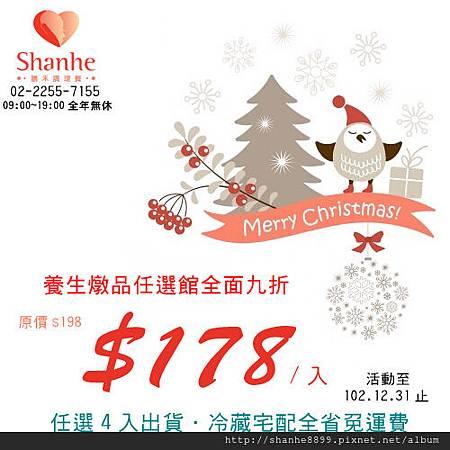 聖誕節500X500