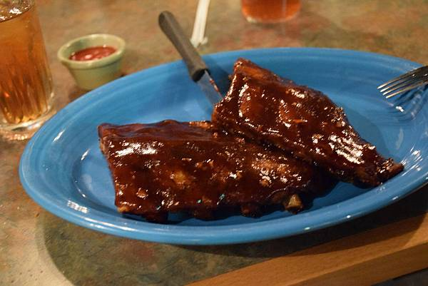 Dinner - ribs