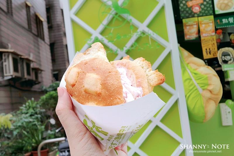 世界第二好吃的現烤冰淇淋波羅麵包12.jpg