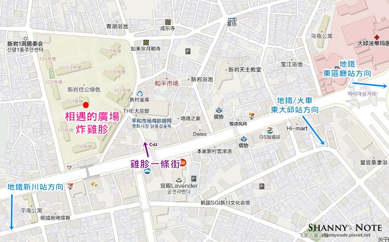 大邱平和市場雞胗MAP02.PNG