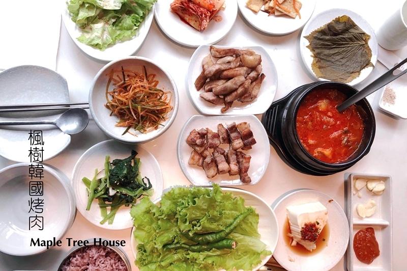 台北韓食楓樹韓式烤肉韓國首爾名店00.JPG