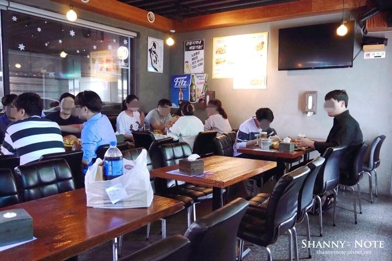 首爾黃色炸雞노랑통닭望遠合井INFINITE回歸直播09.JPG