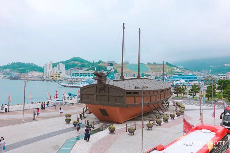韓國麗水港邊一日遊34.JPG