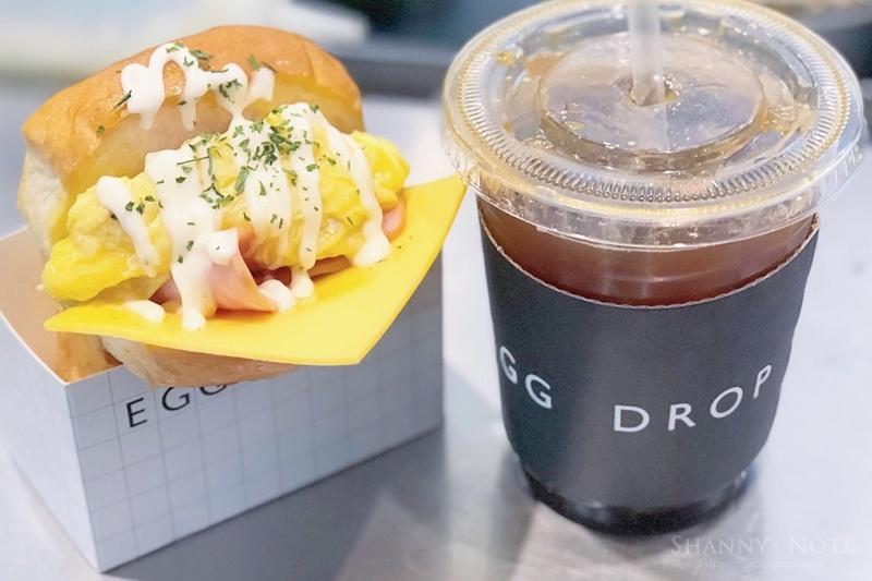 韓國新村土司早餐EGG DROP에그드랍00.JPG