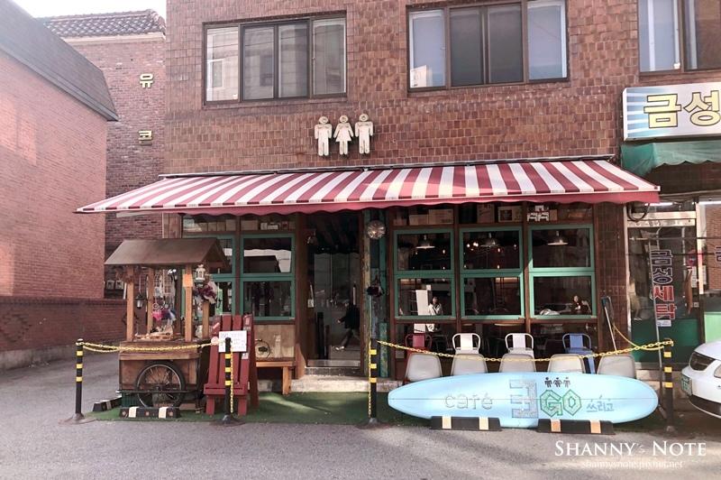 韓國首爾麻浦區廳woollim武林3GO cafe01.JPG
