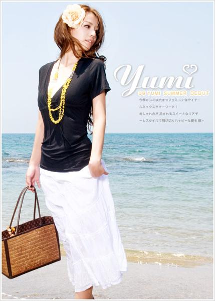 【YUMI】BALI悠閒.鬆緊腰鉤織兩穿洋裙(共三色) -3.jpg