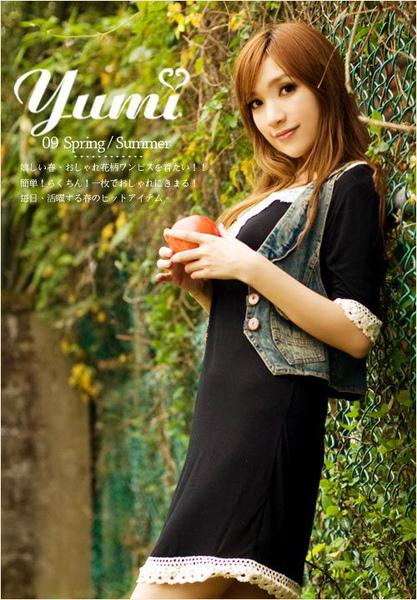 【YUMI】ViVi定番品.水洗銅釦西裝領單寧背心 3.jpg