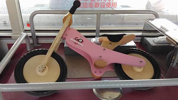Kinderfeets滑步車