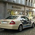 德國賓士計車程