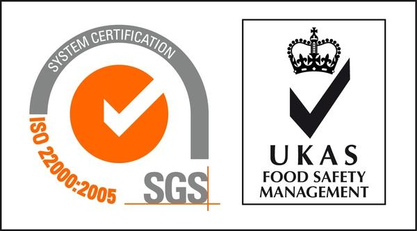 ISO22000認證
