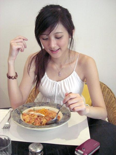 米克諾斯的蔬菜番茄燉飯