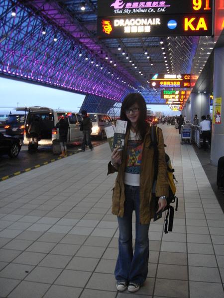 2009 2/27 自己從台灣出發