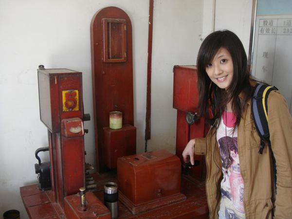 古老的機器