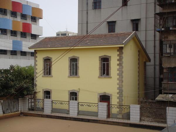 典型的法式風格建築