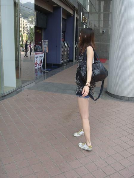 剛回台灣就是個好天氣