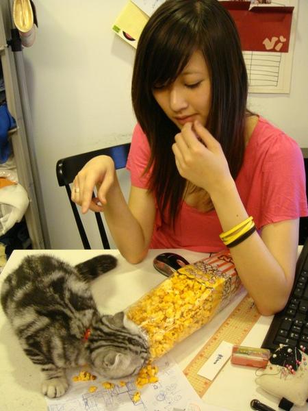 最近發現的好吃爆米花