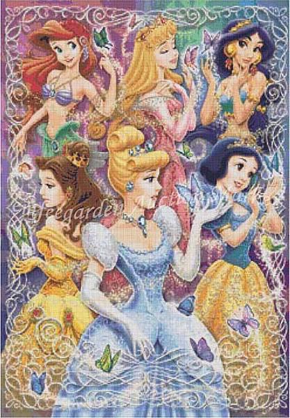迪士尼公主之一.jpg