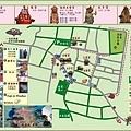 彩繪村地圖