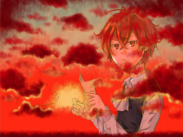 赤紅黃昏-步驟4