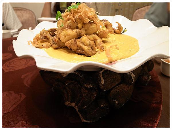 咖哩軟殼蟹
