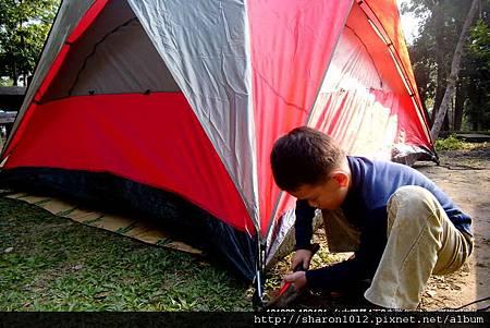 中正露營地