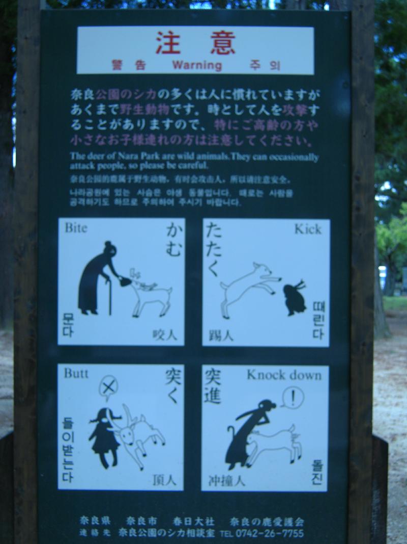 奈良-鹿招牌.jpg