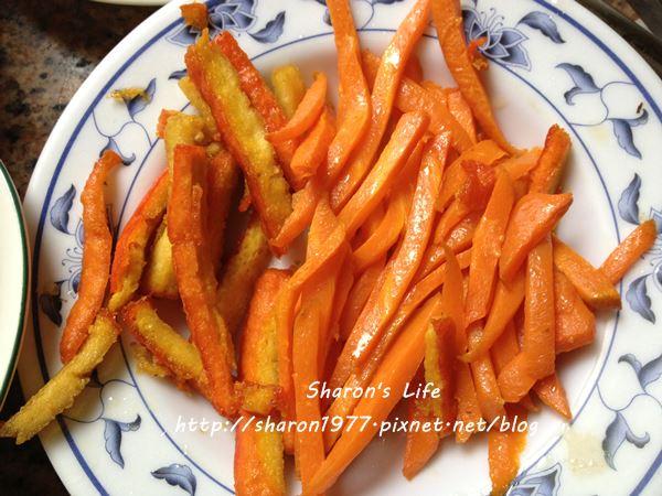 紅蘿蔔豆干