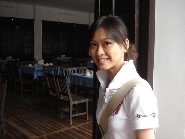 黃埔軍校昔日餐廳