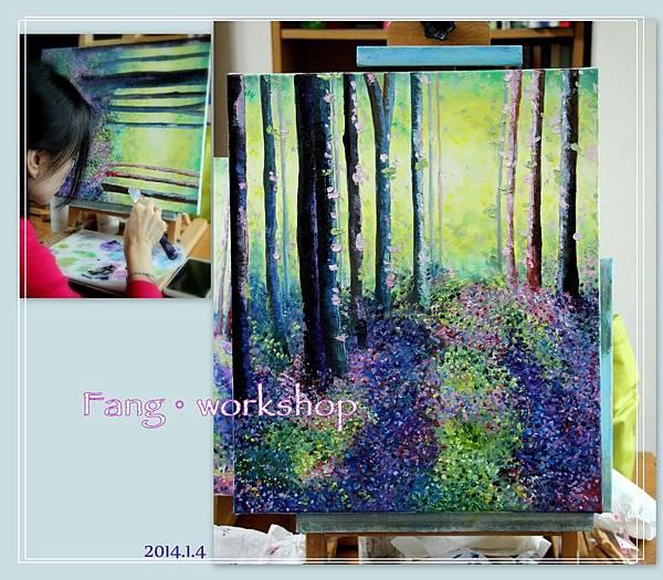 Fang。畫畫教室15