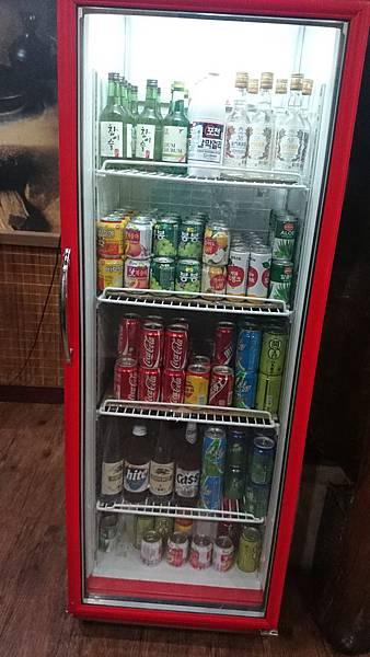 漢城館 韓國飲料