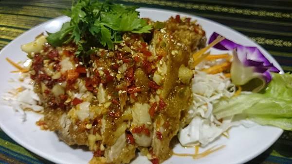 泰味 椒麻雞