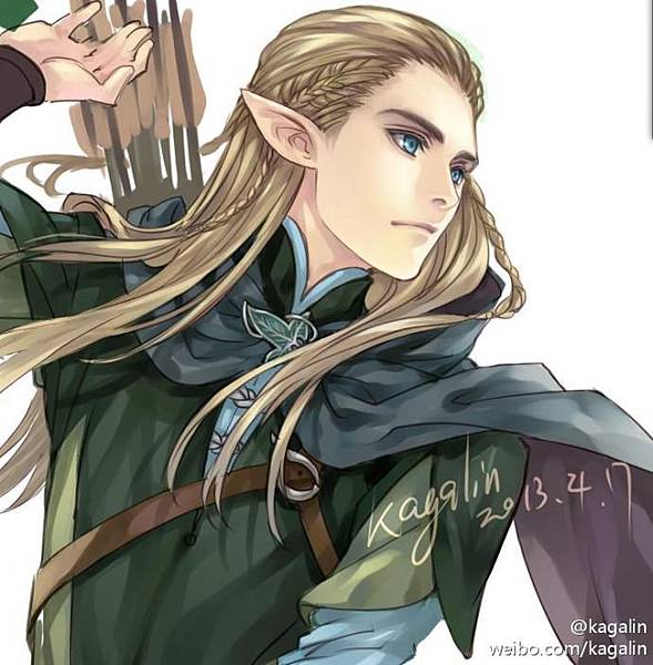 LOTR_Legolas