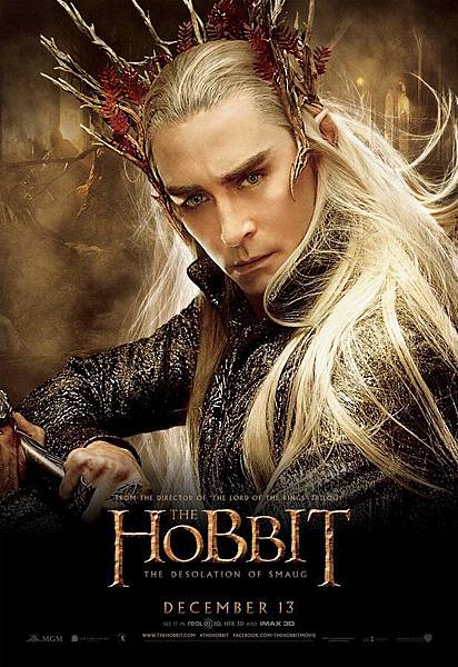 The Hobbit_Thranduil