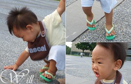 will的新鞋鞋