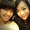 with E