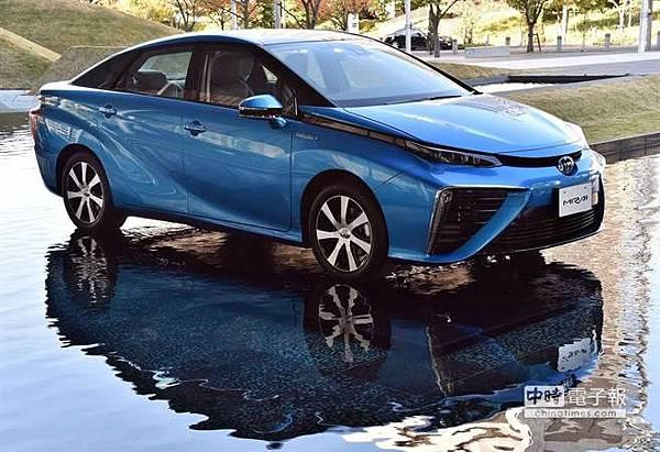 TOYOTA-未來氫汽車