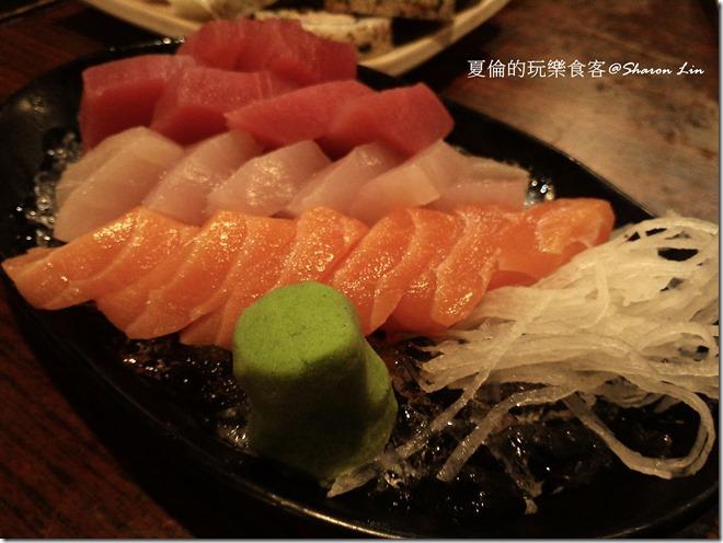 生鮮類-鯕魚、鮪魚、鮭魚生魚片