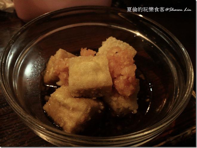 炸物類-揚出豆腐