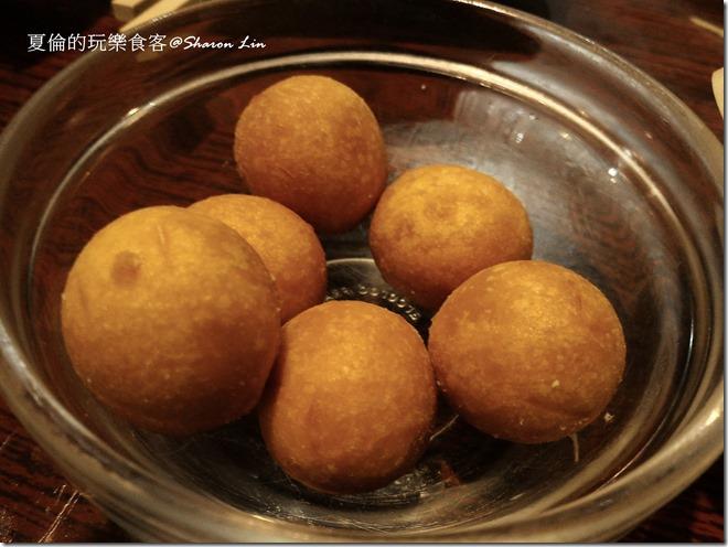 炸物類-黃金甘球
