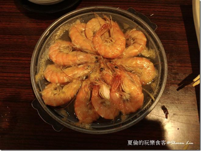 料理類-陶板白蝦