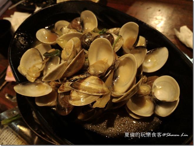 料理類-蒜香炒蛤蜊